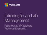 Curso de introdução ao Lab Management gratuito com certificado