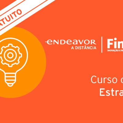Curso Gratuito Ferramentas práticas de Inovação | Endeavor