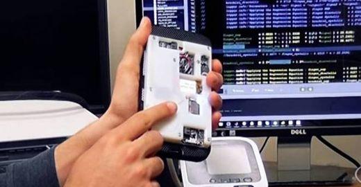 Capa de celular é capaz de aferir a pressão arterial