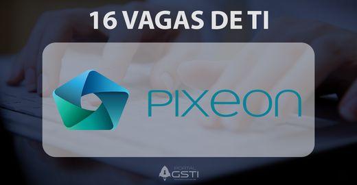 16 Vagas de TI | Pixeon