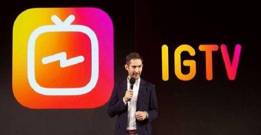 Instagram Lança IGTV, app de vídeos longos