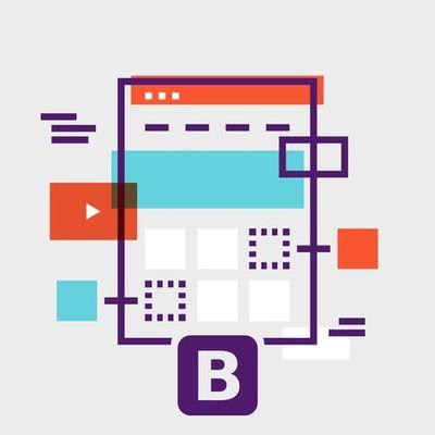 Curso criando blog com bootstrap