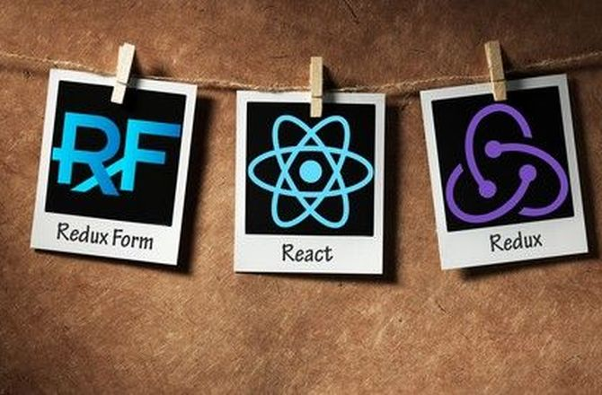 Imagem destacada do curso Curso React + Redux: Fundamentos e Duas Apps do ABSOLUTO ZERO!