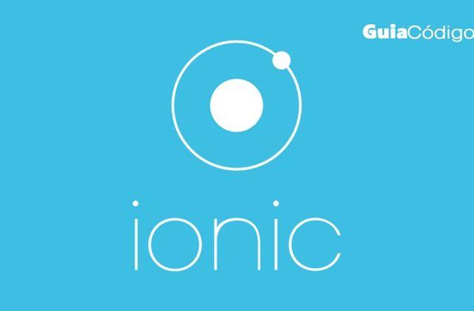 Imagem destacada do curso Curso de Ionic 2 - Desenvolvendo um aplicativo