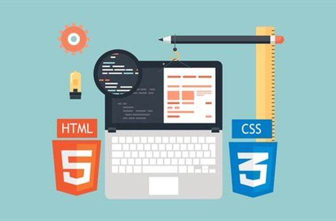 Imagem destacada do curso Curso Crie sites do zero com HTML5 & CSS3
