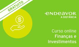 Curso Gratuito: a melhor forma de buscar recursos para seu negócio | Endeavor