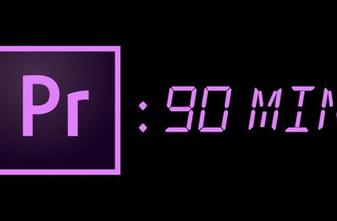 Imagem destacada do curso Curso Adobe Premiere Pro CC em 90 Minutos