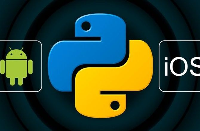 Imagem destacada do curso Curso de Python e Kivy para Android, iOS, Windows, Linux e MacOS