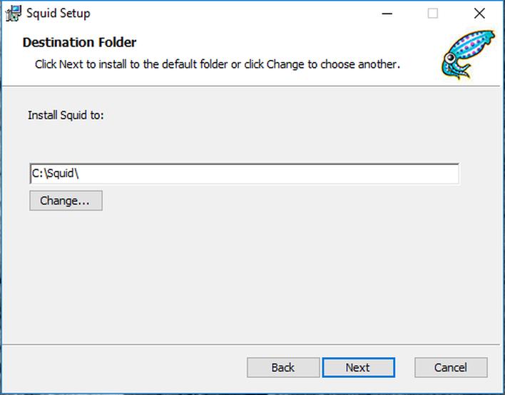Windows Server 2016 - SquidNT - Portal GSTI
