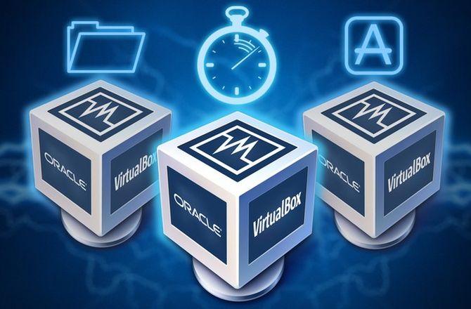 Imagem destacada do curso Virtualização com Virtual Box + Linux + Apache + Mysql + PHP