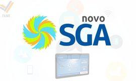 Curso Novo SGA: Sistema de Gerenciamento de Atendimento