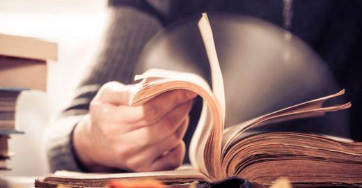 Bons líderes geralmente são bons leitores