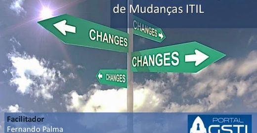 Cloud Computing e Gestão de Mudanças ITIL: vídeo