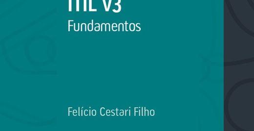 Ebook ITIL V3 (livro digital em português)