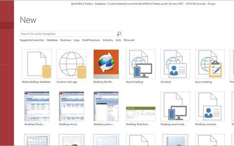 Aprenda como instalar e entenda a interface do Microsoft Access