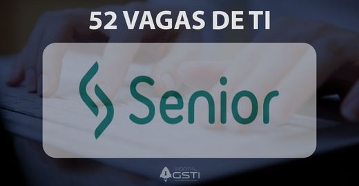 52 Vagas de TI | Senior