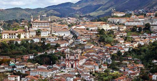 Ouro Preto e suas nuances históricas