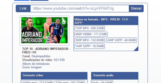 YouTube Download Online