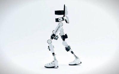 Exoesqueleto terapêutico para pacientes com lesão vertebral
