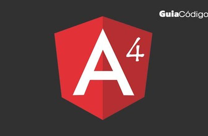 Imagem destacada do curso Curso Angular 4 + Login com Firebase e Bootstrap 4