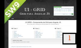 Curso Gratuito de UI-Grid para AngularJS