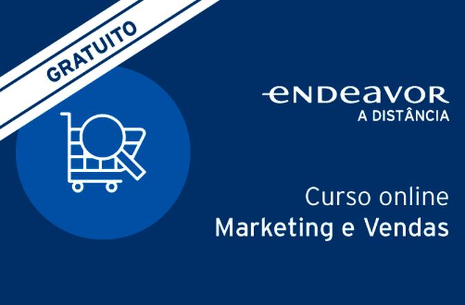 Imagem destacada do curso Curso Gratuito Como fazer uma pesquisa de mercado eficiente | Endeavor