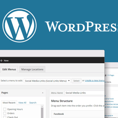 Curso Como Criar Sites com Wordpress