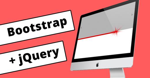 Como criar carrossel com barra de progresso usando Bootstrap e jQuery