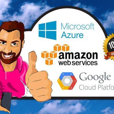 Curso de Cloud Computing - AWS, Google Cloud e Azure - Dados na nuvem