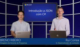 Curso Gratuito Introdução ao JSON com C#