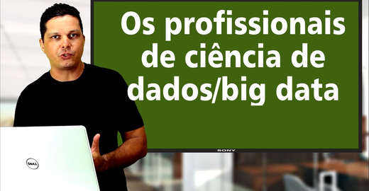 Os profissionais de ciência de dados [02 videoaulas]