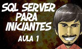 Curso Gratuito de SQL Server para iniciantes