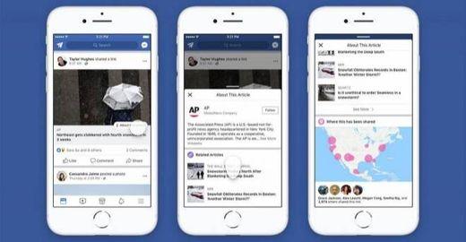 Conheça os recursos do Facebook para combater as notícias falsas