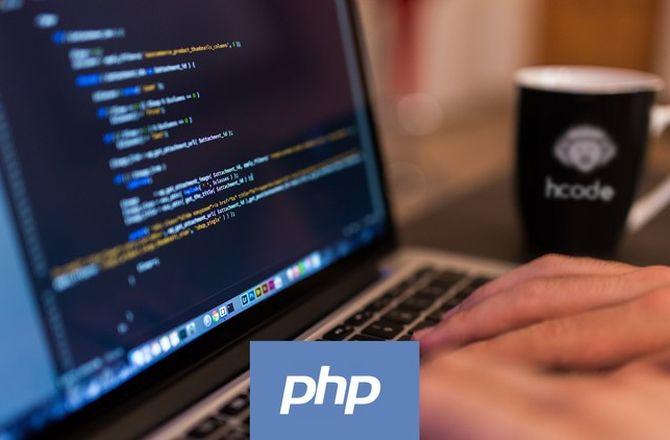 Imagem destacada do curso Curso completo de PHP 7