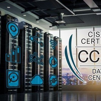 Curso para certificação Cisco CCNA Data Center Completo (DCICN + DCICT)