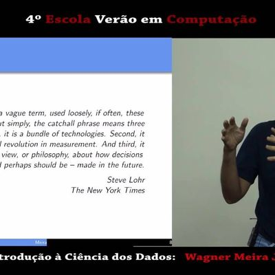 Curso Gratuito Introdução a ciência dos dados | UFMG