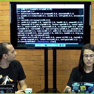 Curso Gratuito  NodeJS com Typescript no Visual Studio Code