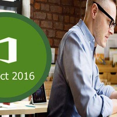 Curso Completo Microsoft Project 2016
