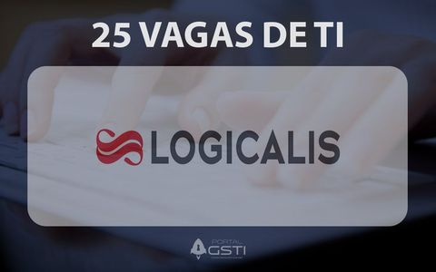 25 Vagas de TI | Logicalis