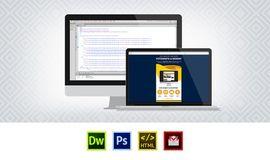 Curso Photoshop | Criando um E-mail Marketing Animado do Zero