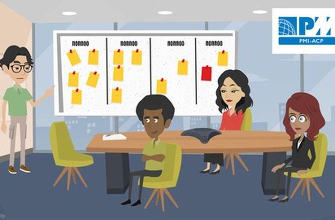 Imagem destacada do curso Curso Certificação PMI-ACP | Gerência Ágil de Projetos