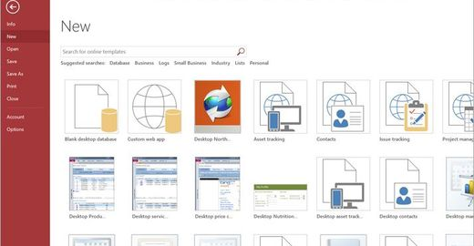 Aprenda como instalar e entenda a interface do Microsoft Access