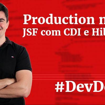 Curso Gratuito JSF, CDI, Hibernate e JPA