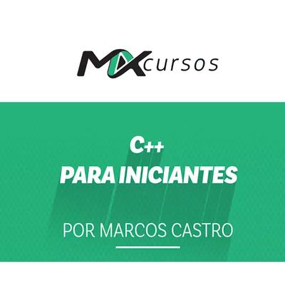 Curso de C++ Para Iniciantes pela MXcursos