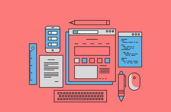 Imagem destacada do curso Criação de aplicativos para Android, iOS e WP com HTML, CSS e JavaScript