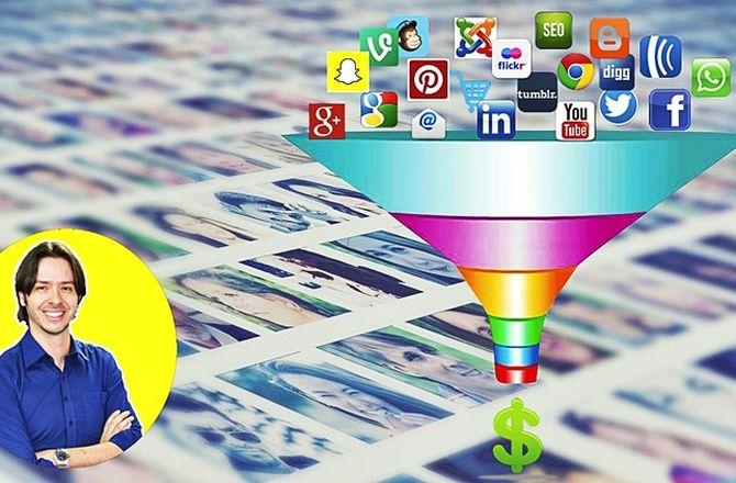 Imagem destacada do curso Como Criar um Funil de Vendas Online