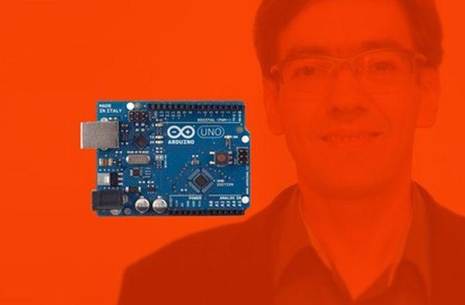 Imagem destacada do curso Curso Arduino I - Crie Projetos Fantsticos - Prof. Neri