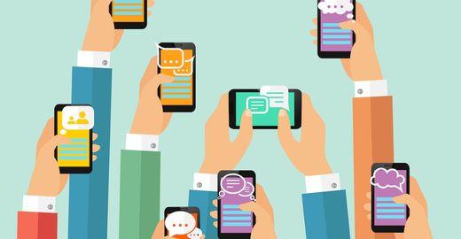 7 utilizações do celular para ajudar as pequenas empresas