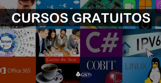 26 Novos Cursos Gratuitos Online!