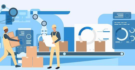 Dicas para aumentar a produtividade na indústria